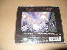 Gilby Clarke 99 Live cd 2001 New & Sealed  (C20)