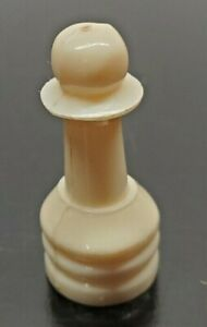 Basic Plastic Chess Game Replacement Pieces