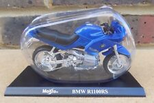 HACHETTE 1:18 Maisto Mega Bikes Collection - BMW R1100RS