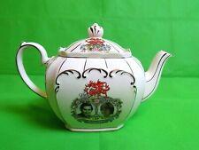 Sadler Cube Shaped Princess Diana & Prince Charles Commemorative Teapot