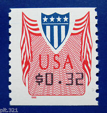 Sc # CVP33 ~ 32 cent Computer Vended Postage Issue