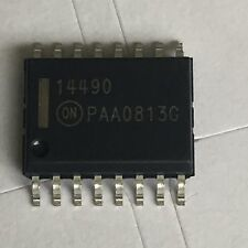 15 x ON Semiconductor MC14490DWG Hex Bounce Eliminator MC14490DWG