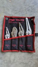Mac Tools Locking Hose Pincher and Clamp Pliers Set Pinch Off 4 pc HC4SET