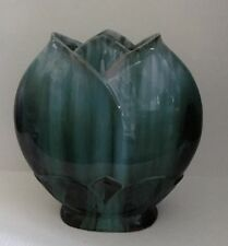 VERY RARE BMP BLUE MOUNTAIN POTTERY LARGE TULIP VASE MINT CONDITION