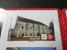 France 2019, Stamp Heritage Abbey Longuay, Selfadhesive, New, MNH