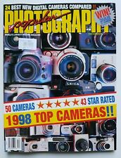 Popular Photography Magazine December 1997