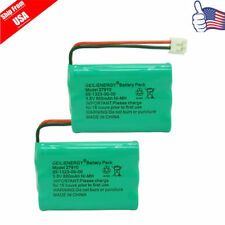2pcs 3.6v 800mAh Home Phone Battery for AT&T 27910 GE 5-2522 5-2721 27990 21098