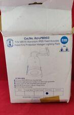 AURORA AU-LPB993 12V LOW VOLTAGE DOWNLIGHT PACK SATIN NICKEL