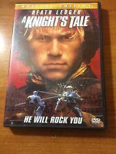A Knight's Tale (DVD) Heath Ledger...pm44