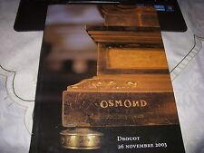 VENTE DROUOT 11.2003 DESSINS TABLEAUX CERAMIQUES CHAMPTOCEAUX MONTI de REZE