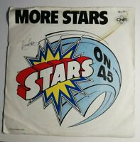 N338 Vinyle 45 tours More stars On 45, money, money, money, S. O. S