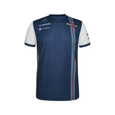 Williams Martini Racing Team Mens T-shirt by Hackett - size S