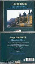 Gershwin. Rapsodia in blu (1995) CD NUOVO Un Americano a Parigi. Orchestra Filar