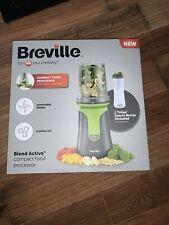 Breville VBL241 Blend Active Compact Food Processor