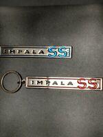 1964 Chevrolet Impala SS,,Rear Deck Emblem/Keychains.$13.99ea..very nice.(H8)