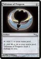 ▼▲▼ Talisman de progrès (Talisman of Progress) Mirrodin #256 VF Magic
