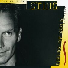 STING - FIELDS OF GOLD: BEST OF [REMASTER] NEW CD