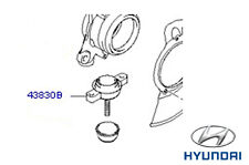 Genuine Hyundai Tucson Ball joint - 517602E000