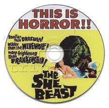 She Beast (1966) Horror / Thriller Movie on DVD