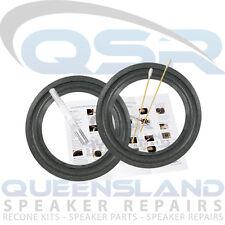"""5.25"""" Foam Surround Repair Kit to suit Infinity Speakers Primus 215 (FS 117-97)"""