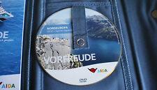 AIDA-DOCUMENTI BORSA-con DVD-buono stato-Elettrizzami Nord Europa 09/16 04-09.16