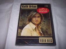Keith Urban - Video Hits (DVD, 2004)~~New & Sealed DVD