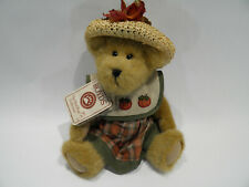 "Boyds Bears ""Auntie Autumn "" #919827- 10"" Plush - Rare - *Show Exclusive*"