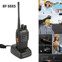 Baofeng Walkie Talkie Long Range 2 Two Way Radio Talkies 400-470MHZ 16CH BF-888S