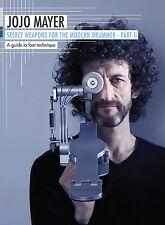 JoJo Mayer 138540 Secret Weapons for the Modern Drummer, Part II DVD