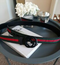 Gucci belt new size large the size is shown in pics