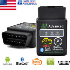 2018 ELM327/HH ODB ODB2 V2.1 Advanced Bluetooth Car Auto Diagnostic Scanner Tool
