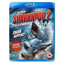 Sharknado 2 The Second One Blu-ray