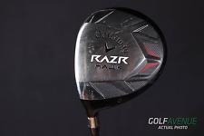 Callaway RAZR Hawk Fairway 3 Wood Stiff Left-H Graphite Golf Club #10187