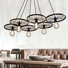 Industrial Bra Chandelier Island Light Fixture Large Rustic Lighting Ceiling