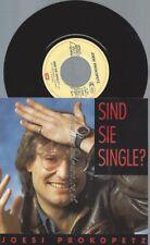 """7""""   Joesi Prokopetz – Sind Sie Single?"""