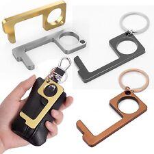 Zummy Door Opener Hygiene Hand No-Touch Key Chain Tool ( 2 Pack )