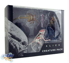 NECA Alien Covenant Accessory Pack Creature Pack facehuggers Chestburster