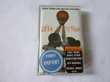 LOVE & BASKETBALL ~ RARE 2000 US FILM SOUNDTRACK RnB/SWING/HIP HOP CASSETTE TAPE