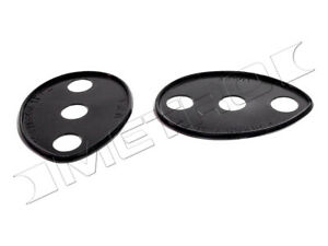 """Tail-Light Pads, 3-3/8"""" long x 2-1/2"""" wide, pair Fits:1936 Hudson Series 63 - 67"""