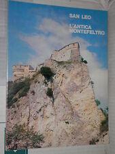 SAN LEO L ANTICA MONTEFELTRO Antonio Flenghi Specimen Grafica 1982 storia libro