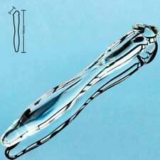 Dildo Doppio in Vetro Lungo 19cm - Spedizione Gratis