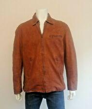 Ralph Lauren - Polo Jeans Company Ideal Mian Zipper 100% Leather Jacket