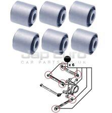 Per SSANG YONG KYRON REXTON RODIUS Posteriore Laterale Braccio Di Controllo Kit Boccole Rod