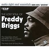 Freddy Briggs - The Lost Soul of.. Defrost Me (2011) CD  NEW/SEALED  SPEEDYPOST