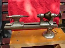 """OLD ANTIQUE WATCH MAKERS LATHE 12"""" LONG! 1"""