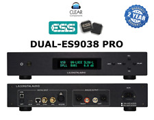 LKS MH-DA004 DSD 512 - DAC DIGITAL ANALOG CONV-USB UPGRADE DA WANDLER HIGHEND-BL