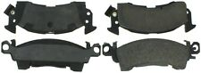 67-81 Camaro Firebird Trans Am Front Disc Brake Pads SEMI-METALLIC