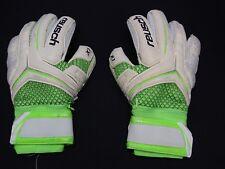 Reusch Soccer Goalie Gloves RE:CEPTOR Ortho Sleek X1 Finger Stays 3570570S SZ 9