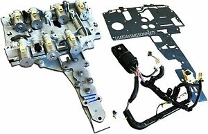 FORD 5R110W VALVE BODY WITH DELUXE KIT 03 AND UP  -READ-