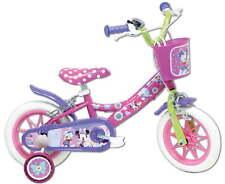 "Bicicletta per Bambina 12"" Eva 2 Freni Minnie"